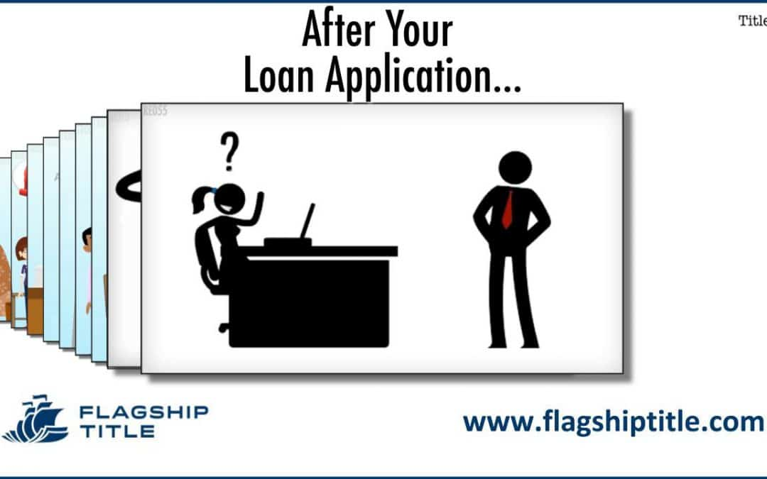 What Happens After I've Applied For My Loan?