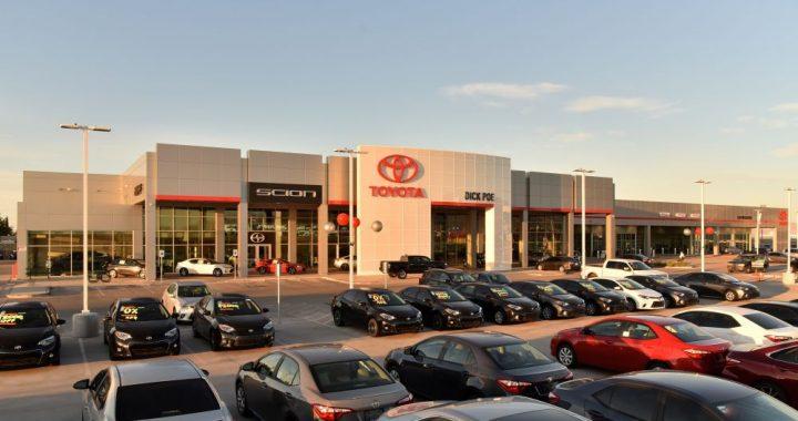 Dick Poe Toyota El Paso - Title Insurance Company | El ...