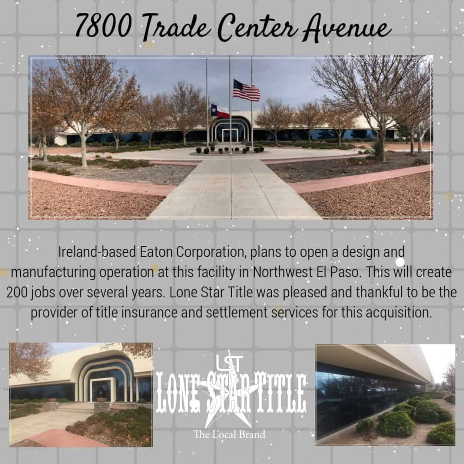 Portfolio - Title Insurance Company | El Paso, TX