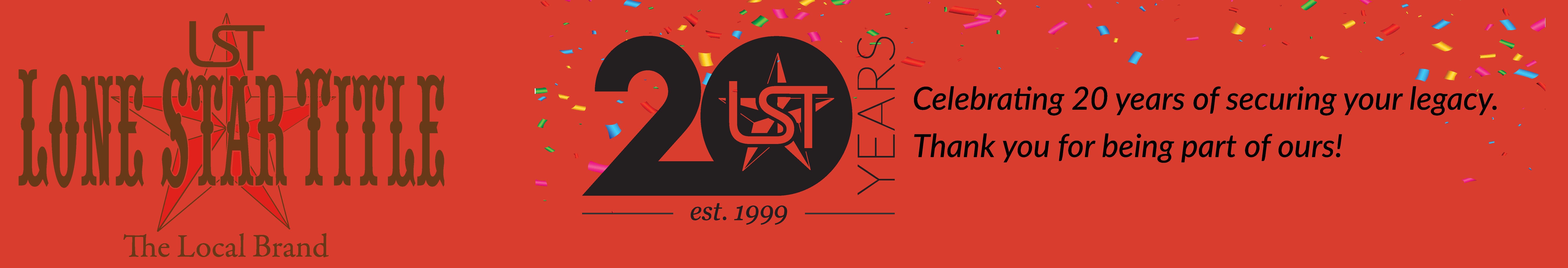 Title Insurance Company | El Paso, TX Logo